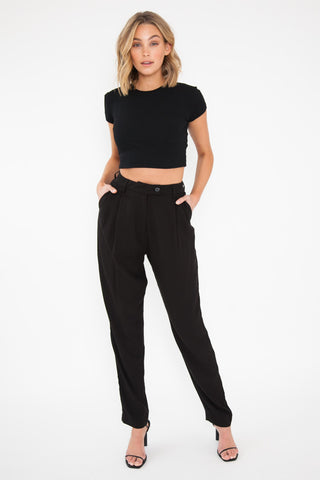 Rhode Pants - Black