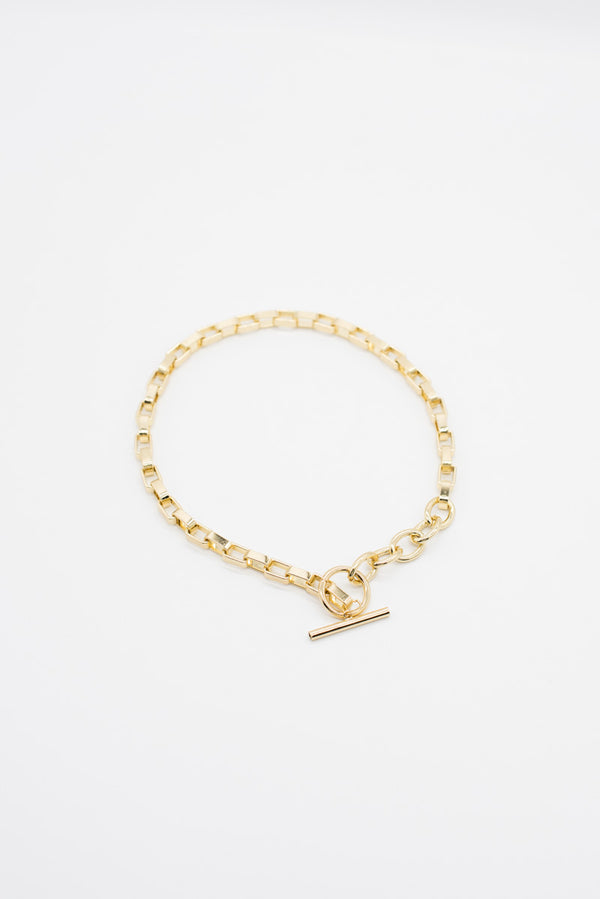 Vera Necklace - Gold Plated