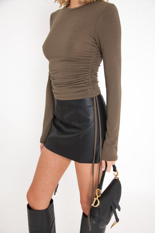 Kaia Skirt - Black