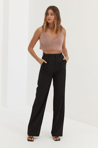 Jose Pants - Black
