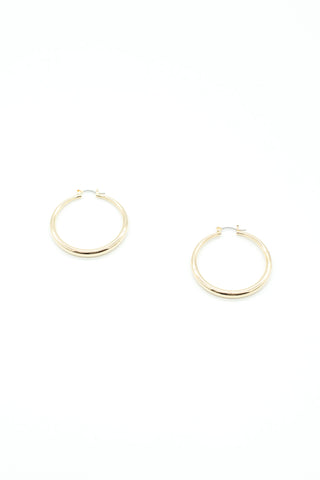Nicole Earrings - Gold