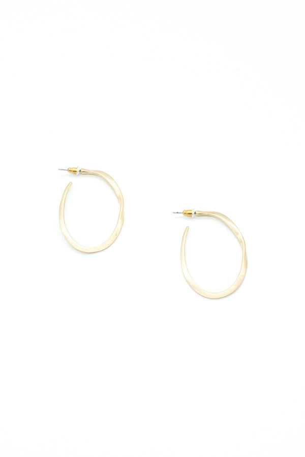 Maryam Earrings - Gold - Style Addict