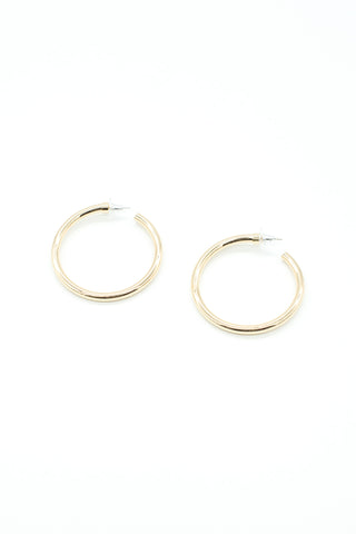 Misha Hoops - 14K Gold