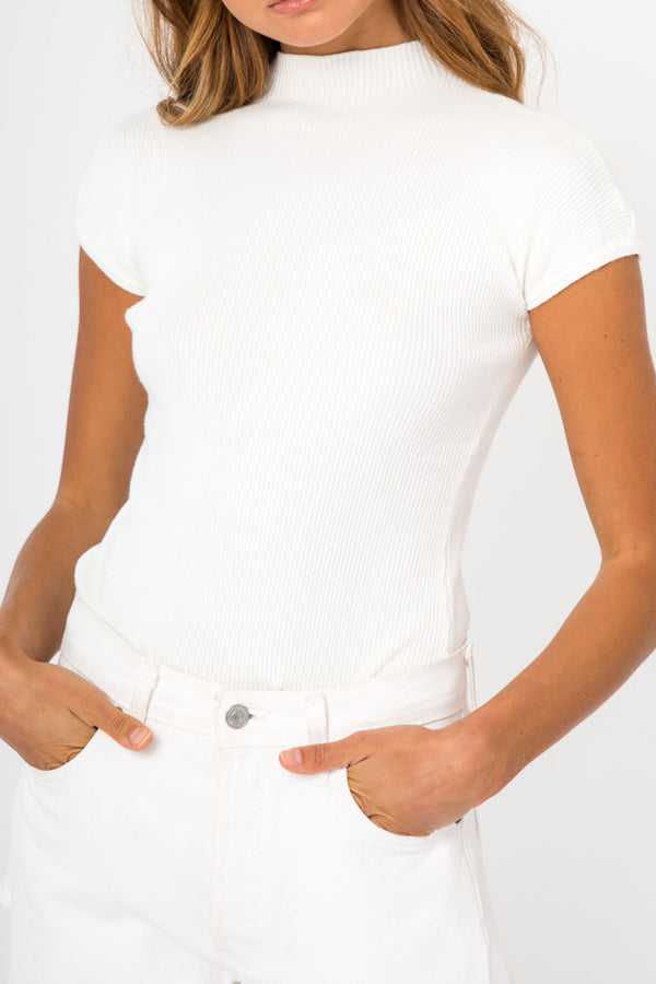 Dylan Top - White