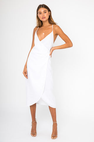 Lottie Dress - White