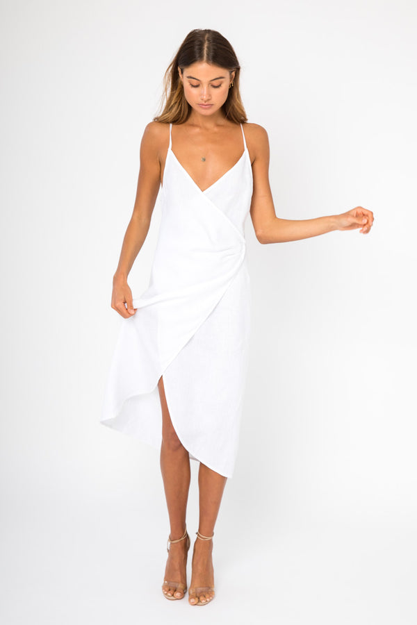 Cabarita Dress - White
