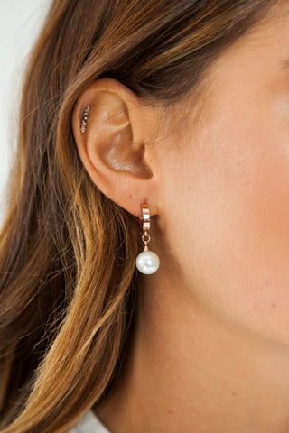 Luka Earrings - Gold Plated