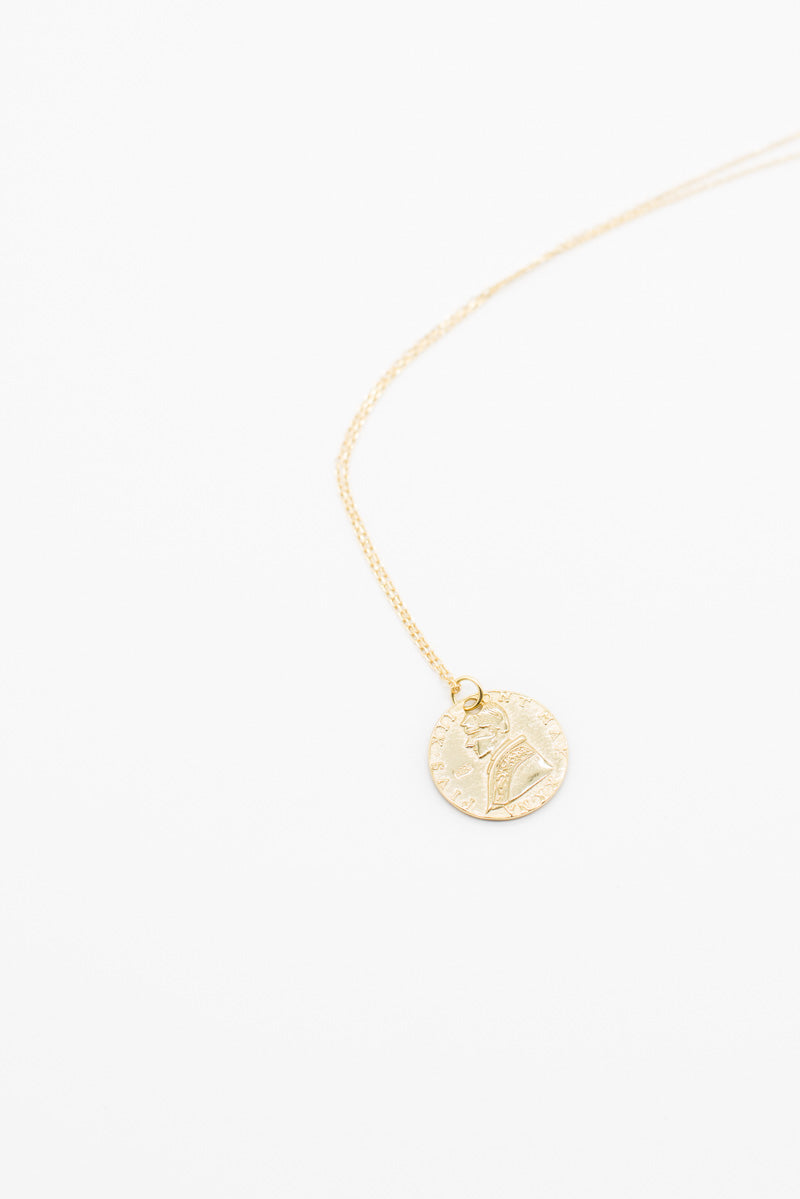 One Fine Day Necklace - Gold