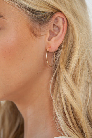 Ornell Earrings - 14K Gold Plated