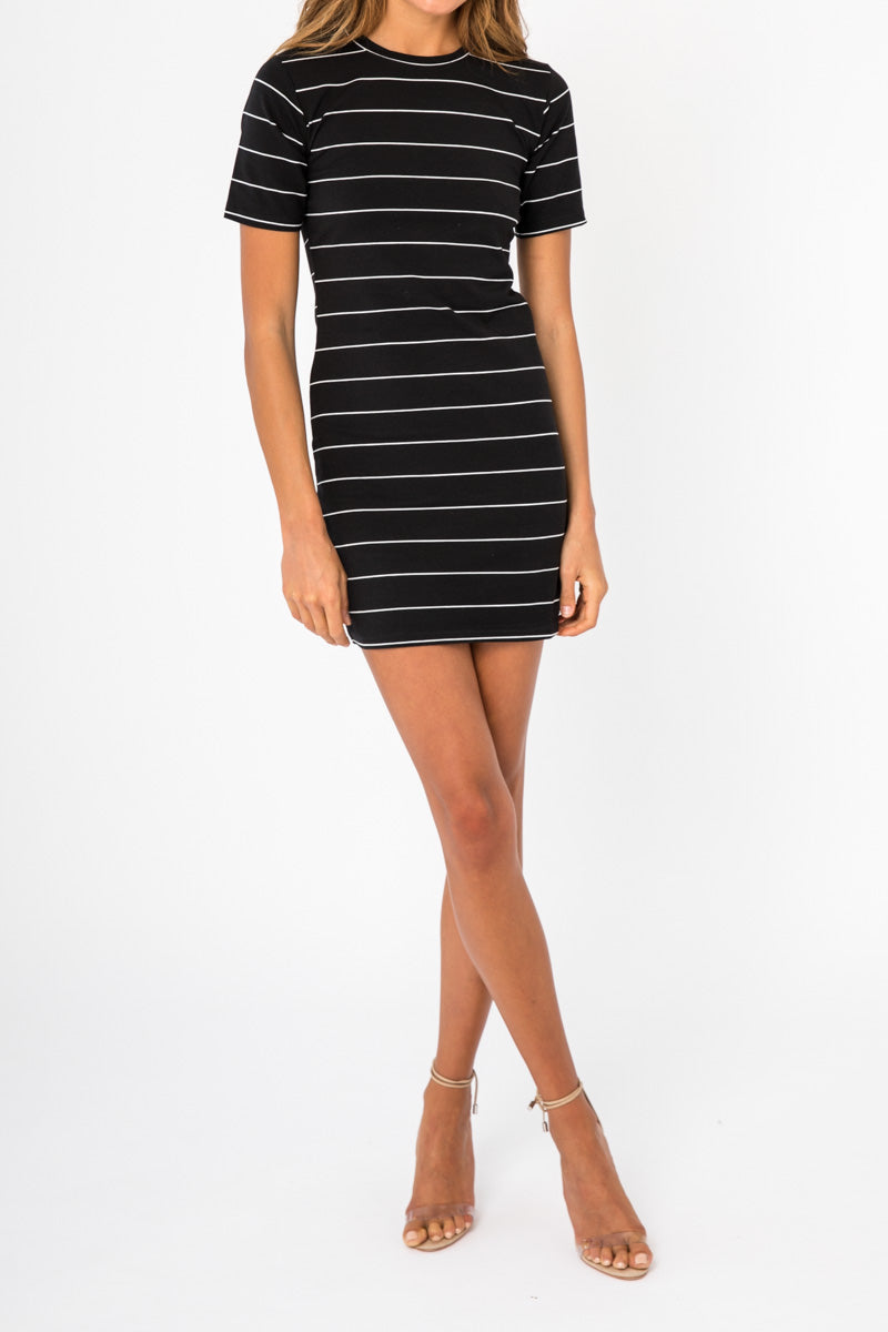 Melissa Dress - Black