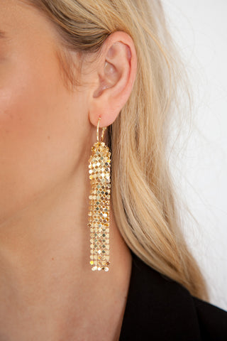 Charlotte Earrings - Gold Plated