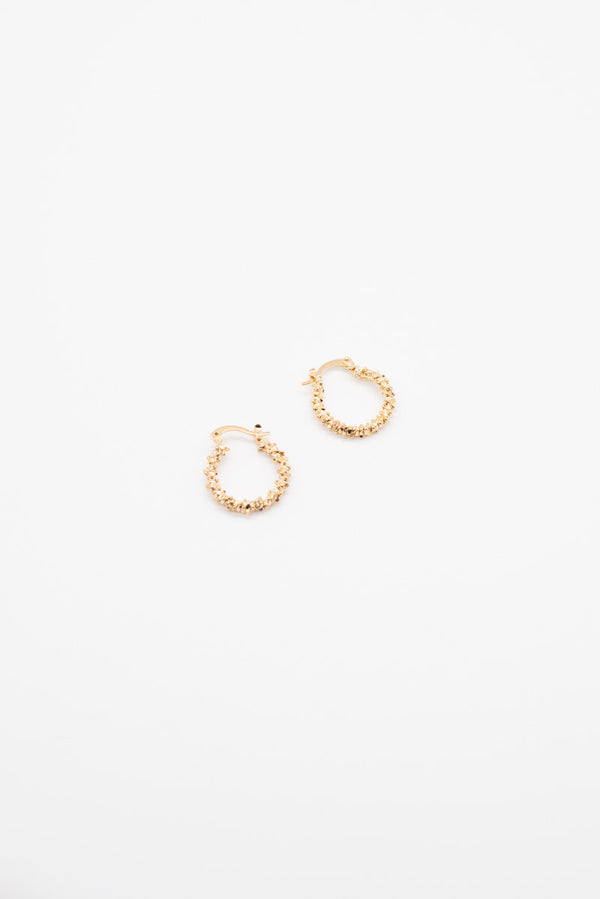 Rio Earrings - 14K Gold Plated
