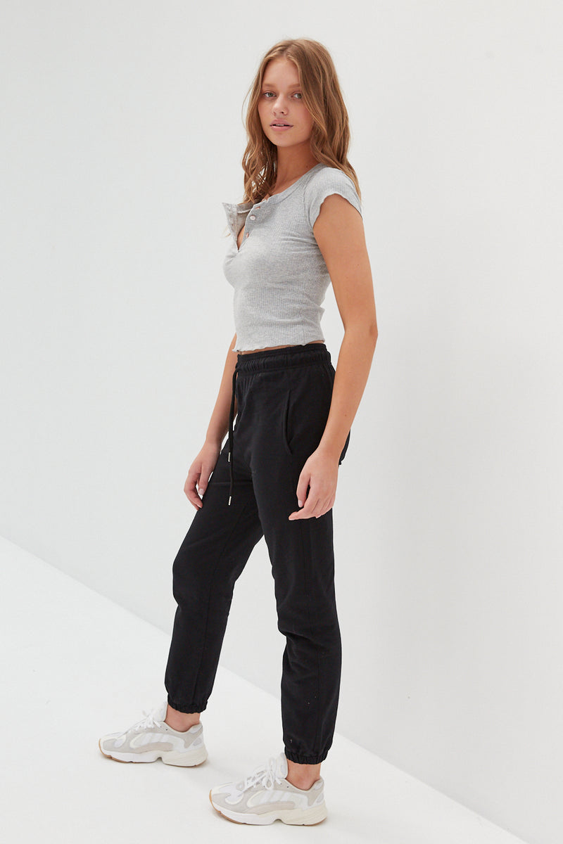 Phoebe Top - Grey