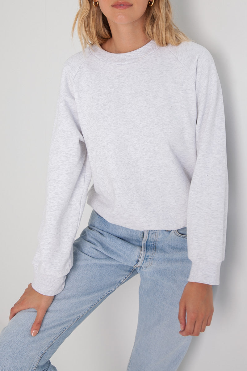 Sloppy Joe Jumper - Grey