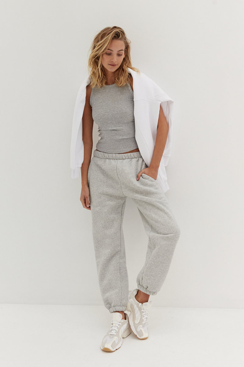 Sojo Sweat Pants - Grey / OUTLET