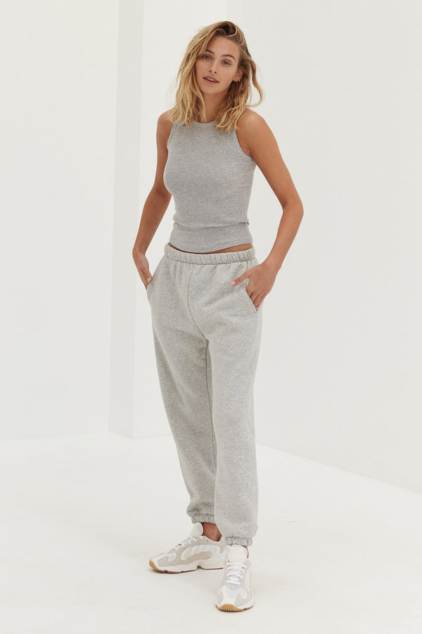 Sojo Sweat Pants - Grey
