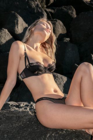 First Love Underwear - Black