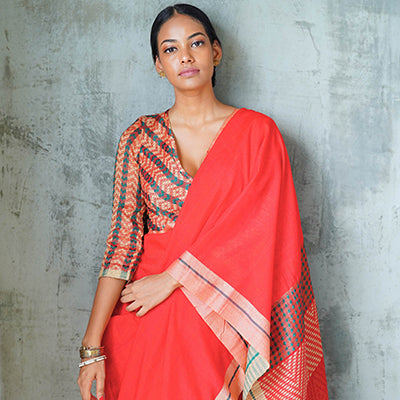 The Grand Entrance: Special Edition Diwali Saree Capsule