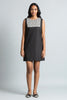 Shift Dress-Black