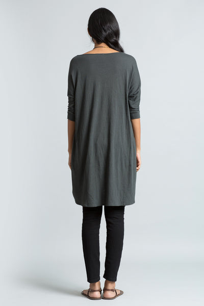 Slouchy fit t shirt