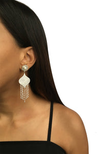 Tasselicious earrings