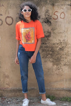 Load image into Gallery viewer, Ceylon Thambili Stamp T-shirt