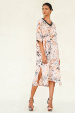 Load image into Gallery viewer, Autumn Rhythm Batik Dress