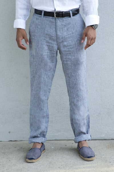 Casual Linen Trouser
