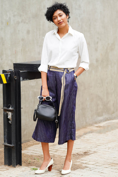 Be Bold Culotte Work Pant