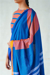 Urban Drape Hyper Coloured Saree