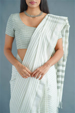 Load image into Gallery viewer, Urban Drape Moon Shadow Saree