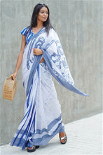 Load image into Gallery viewer, Urban Drape Serendib Rupee Coin Saree