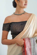 Load image into Gallery viewer, Urban Drape Gold Islands Saree