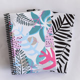 Floral print notebook set - Fashion Market.LK