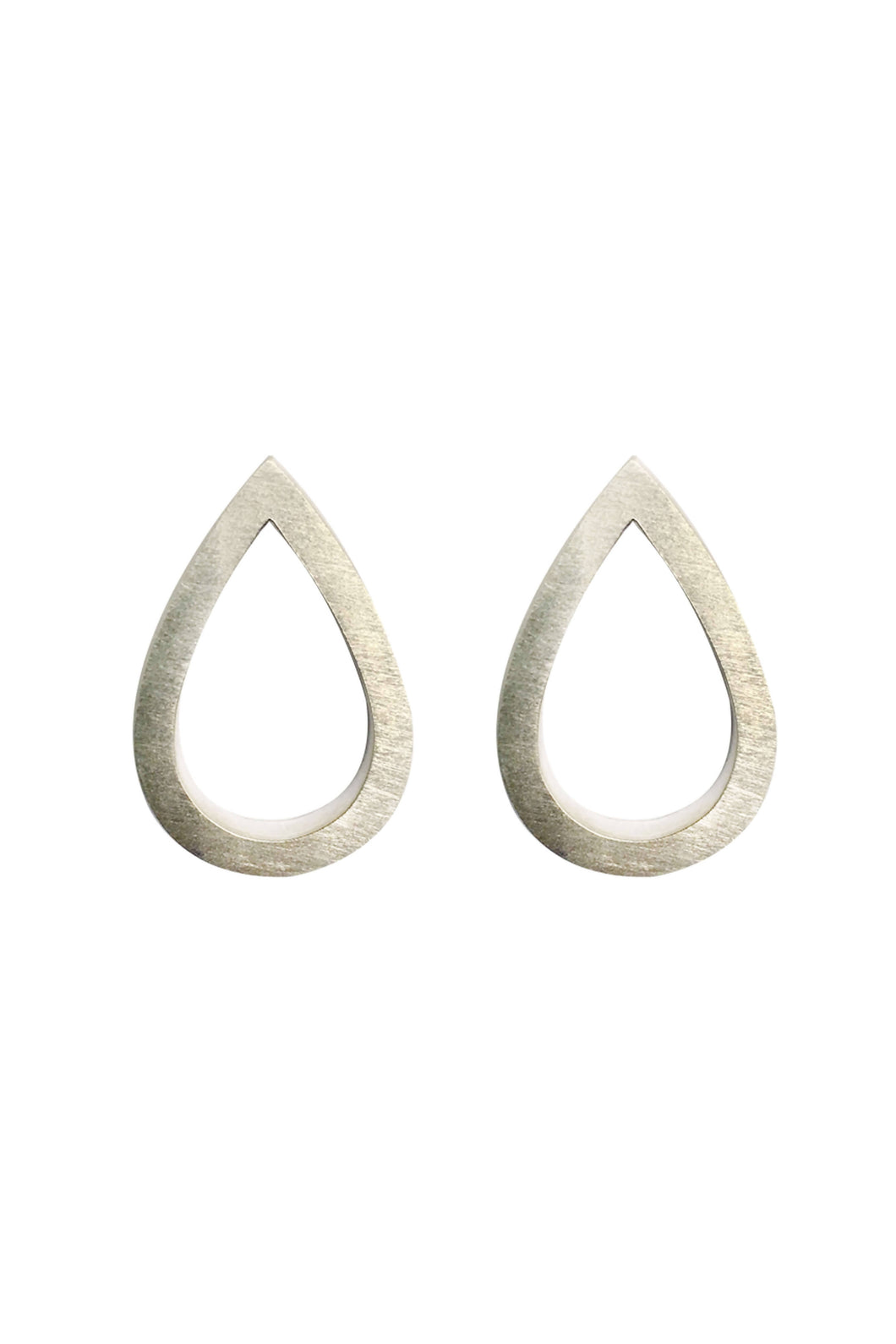 Cut out earrings
