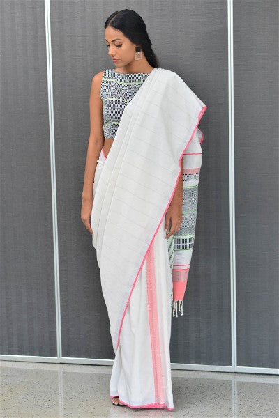 Urban Drape Melon Rhythms Saree