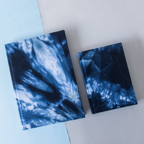 Tie Dye Notebook Set A