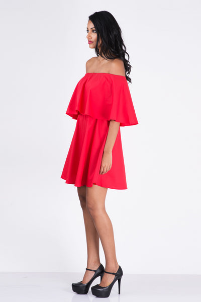 Mare Off  Shoulder Dress