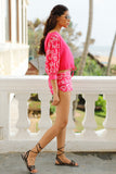 Pras & Danties Batik Beach Top