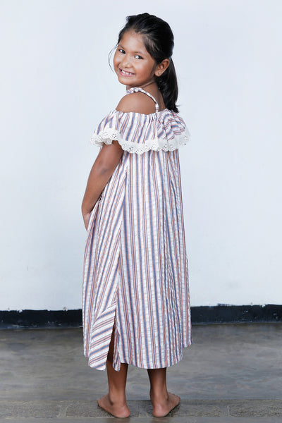 Mini Me Maxi Dress - Opt II - Fashion Market.LK