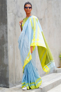 Urban Drape Colour Pop Saree