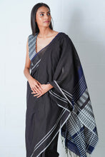 Load image into Gallery viewer, Urban Drape Jade Wave Saree