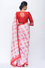 Load image into Gallery viewer, Urban Drape Mauve Ray Saree