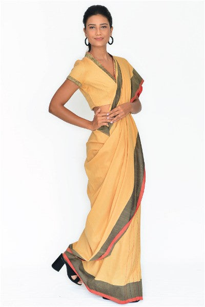 Urban Drape Workaholic Saree