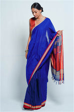 Load image into Gallery viewer, Urban Drape Barberries Drape Hand Woven Saree