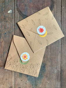 Bloom Envelope Set