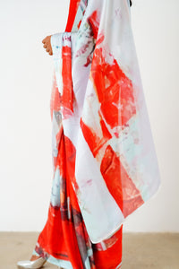 Urban Drape Chemical Insight  saree