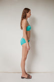 Aqua Island - Turquoise Two-piece - Fashion Market.LK