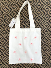 Load image into Gallery viewer, Tote Bag - Pink Daisy