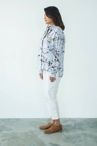 MENDES CEYLON -Smart Shirt with Lepel Batik